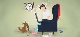 10 formas de ser más productivo si trabajas desde casa
